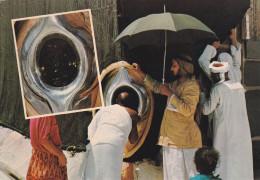 LA MECQUE (ARABIE SAOUDITE) - La Pierre Noire De La Kaaba - Saudi Arabia