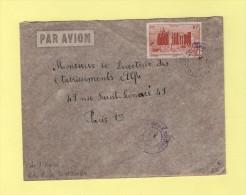 Poste Rurale - Dimborko - Cote D'Ivoire - 6 Dec 1931 - Côte-d'Ivoire (1892-1944)