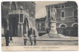 Saluti Da Treviso - Piazza Dell´Indipendenza - HP913 - Treviso