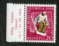 5402 Swiss 1948  Mi.# 494  **  Scott # B172  (cat. 1.20€) -- Offers Welcome! - Ungebraucht