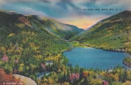 Echo Lake White Mountains New Hampshire