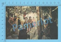 Montreal (Jacques Cartier à Gaspé Musée Historique, Postcard Carte Postale  ) P. Quebec Recto/Verso - Montreal