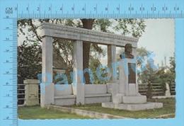 Trois-Rivieres (Monument Sieur De Lavérendrye, Postcard Carte Postale  ) P. Quebec Recto/Verso - Trois-Rivières