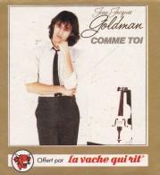 LA VACHE QUI RIT  80´s JEAN JACQUES GOLDMAN - Musique & Instruments