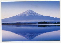 JAPAN - AK 218739 Fuji - Altri