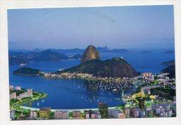 BRAZIL - AK 218779 Bucht Von Rio De Janeiro Mit Dem Zuckerhut - Rio De Janeiro