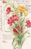 Modestes Gerbes De Fleurs Messagères D'amitié.... - Cartes Postales