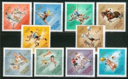 HUNGARY - 1964.Summer Olympics,Tokyo Cpl.Set MNH! - Ungebraucht