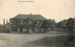 Moll; Comedieplaats - Place De La Comédie - Mol
