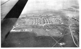 CPSM : ISTRES AVIATION - VUE AERIENNE - ECOLE DE FORMATION D'ISTRES - Aerodromi