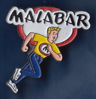 Pin's  ,  MALABAR - Marques