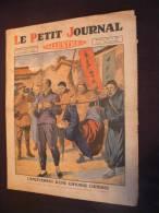 ### le petit journal illustr�, 20/02/192, n�1887, l�enl�vement d�une espionne chinoise, port france 2.60 e