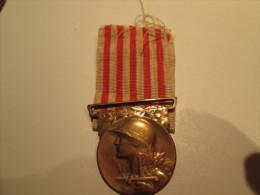 Medaille Commemorative 1914-18 - Frankrijk