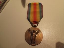 Médaille Interalliée 1914-1918 - France