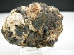 ZWIESELITE LIPSCOMBITE ET OXYDES BLANCS 5,5 X 3,5 MAS BARBU - Minéraux & Fossiles