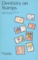 DENTISTRY ON STAMPS Unique Tome 150 Pages- Odontologie Odontology Odontologia Medecine Medizin Zahnmedizin - Temas
