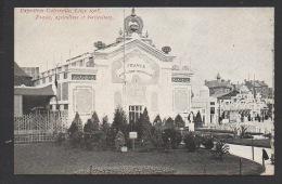 DF / BELGIQUE / LIEGE / EXPOSITION UNIVERSELLE DE LIEGE 1905 / FRANCE, AGRICULTURE ET HORTICULTURE - Liege