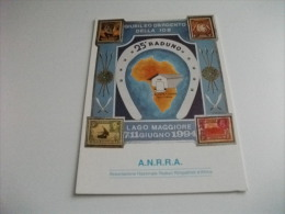 A.N.R.R.A. ASSOCIAZIONE NAZIONALE REDUCI RIMPATRIATI D'AFRICA 25° RADUNO CAMPO CONCENTRAMENTO DI ELDORET KENIA  CAMPIONI - Prigione E Prigionieri