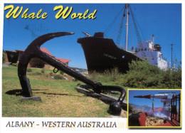 (95) Australia - WA - Whale World Whaling Ship - Fischerei