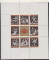 1969 ** (sans Charn., MNH, Postfrish)  Yv  1124/31Mi  1294/01Yv  1324/31 - 1961-70 Ongebruikt