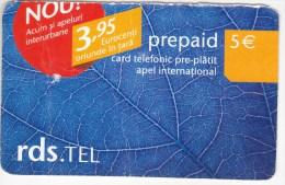 Romania ,  Phonecard Prepaid  ,   Used - Romania