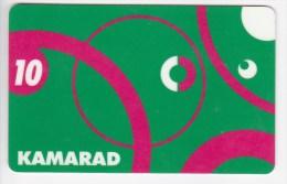 Romania ,  Prepaid Phonecard -  Connex , Camarad ,  Used - Romania