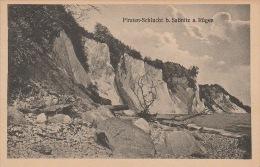 0716. 1920er Jahren, Ungelaufene Photoansichtskarte Vom Piraten-Schlucht Im Rügen. Q1! - Ruegen