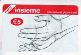 Italy ,  Phonecard Prepaid  ,  Used - Italy