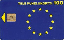 Finland - Sonera D Series Hello Europe, 05-1995, 60.000ex, Used