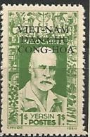 VIETNAM  N° 16 NEUF(**) TTB - Viêt-Nam