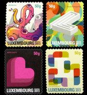 Luxemburg / Luxembourg - MNH / Postfris - Complete Set Liefde 2013 - Ungebraucht