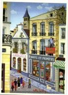 Cellia Saubry Rue Du Dragon Galerie Naifs Et Primitifs Recto Verso - District 06