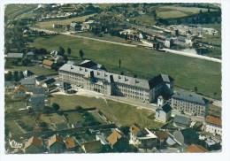 CPSM VUE AERIENNE  ST SAINT CHELY D'APCHER, LE CES, LOZERE 48 - Saint Chely D'Apcher