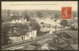 CHATEAUNEUF Vue Panoramique De La Vallée De La Charente (Perrois) Charente (16) - Chateauneuf Sur Charente