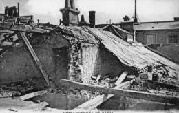 Bombardement De Paris Ministère De La Justice (par Avions,8 Juin1918) - Guerre 1914-18