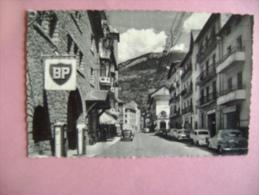 CPSM ANDORRE - CARRER DE LES ESCALDES/REU DES ESCALDES - ECRITE EN 1959 - Andorra