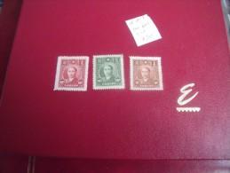 Ds 20 ) Timbres  Collection  Chine  Année;1947  Y.T. N°544-545-547  Sans Gomme  Neuf** - 1949 - ... République Populaire