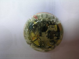 Capsule De Champagne / Muselet 1911-2011 LA REVOLTE EN CHAMPAGNE N° 2 - Collections
