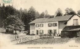 88  BALLON D' ALSACE           Le Plein Du Canon - Autres Communes
