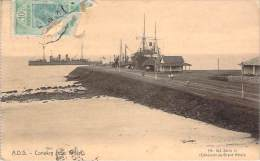 Guinée - Conakry - Le Wharf - French Guinea