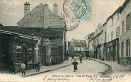 VILLIERS SUR MARNE(VAL DE MARNE) COIFFEUR - Villiers Sur Marne