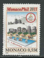 Monaco, Yv 2795 Jaar 2011,   Gestempeld, Zie Scan - Monaco
