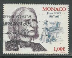 Monaco, Yv 2803 Jaar 2011, Hoge Waarde,   Gestempeld, Zie Scan - Mónaco