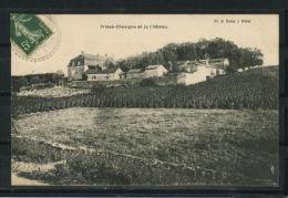 CPA: 71 - PRISSÉ-CHEVIGNE  - LE CHATEAU - France