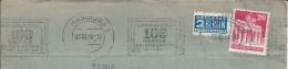 100 Years Of Stamp Bavarian 1949.Commemorative Pennant Of The German Label Centenary.100 Jahre Briefmarke Von Bayern. - [5] Berlin