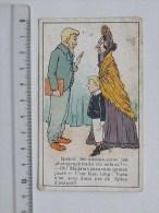 CHROMO HUMOUR: Chocolat MEUNIER François - Photographie Enfant.... - Cromo