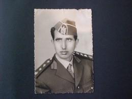 YEMEN يمني PHOTOGRAPHY ORIGINAL PRESIDENT YEMEN GENERAL  HASAN EL  AMRI 19/4/1963 NO FAKE ! ORIGINAL - Personas Identificadas