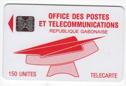 GABON REF MV CARDS GAB-17  SC5 150U