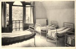 """BELGIQUE - ANVERS - ANTWERPEN - KAPELLEN - Villa """"ZONNESCHIJN"""" Te Kapellen - Tehuis Voor Zwakke Kinderen - Slaapkamer. - Kapellen"""