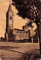 """02992  """"TORINO - SANTUARIO DI SANTA RITA"""". ANIMATA. CARTOLINA ORIGINALE. NON SPEDITA. - Churches"""
